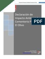 DIA Cementerio Parque El Olivo