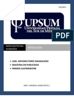 Antologia Ldm Antonio Perez Magdaleno