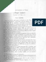 LAMBERT R 1938_Echinides eocènes du Niger