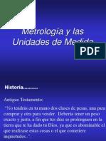Curso Metrología_Unidades Medida