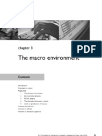 BS Chapter 03 the Macro Environment
