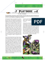 Fanatic 09 - Elf PlayBook 2 for Bloodbowl