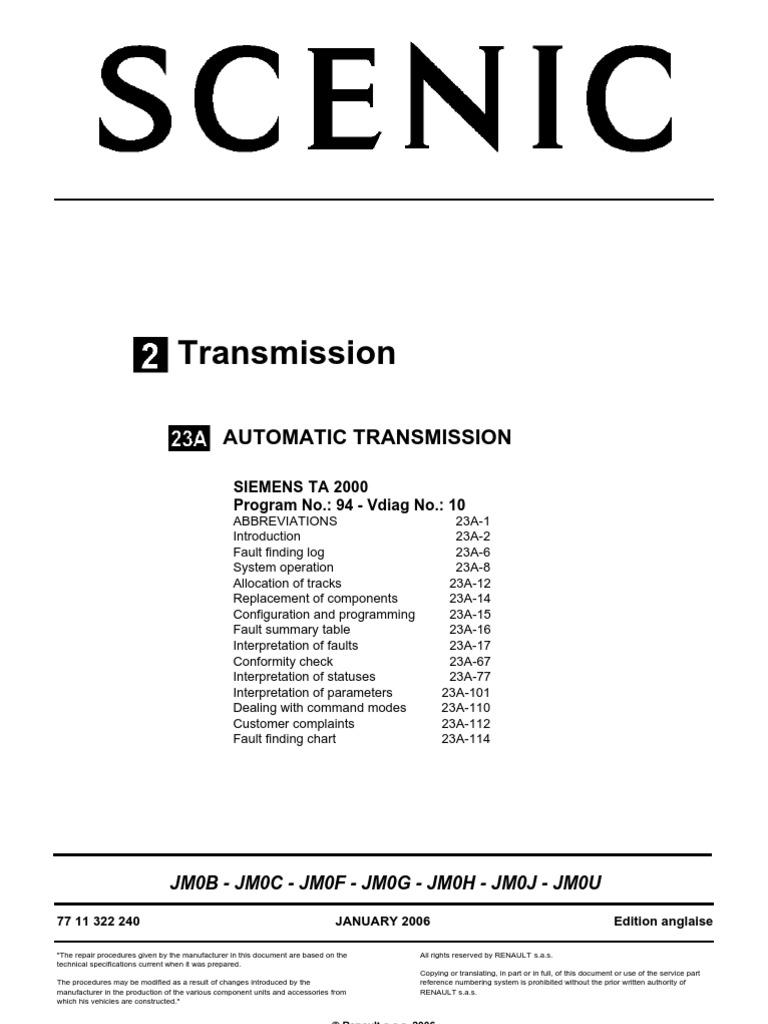 Defecte Cutie Automata2 | Automatic Transmission