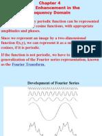 Fourier Transforms for DIP