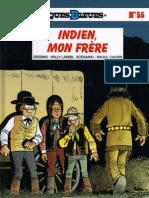 [BD Fr] Les Tuniques Bleues - 55 - Indien, Mon Frere