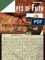 concepts of faith