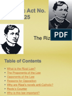 Rizal Law-1