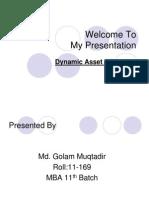 Dynamic Asset (Muqtadir)