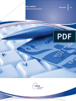 How to shop safely online (Enisa EU white paper