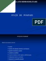 Curs 10 an III - Statii de Pompare