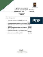 Assignment QP_BCA(2007)_TCPIP Protocol Suite_BC0055_Summer 2013.pdf