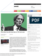 Pimco Bond Guru Bill Gross Bets on TIPS and Loses - Businessweek