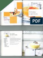 06 - O método Dukan ilustrado - Receitas - Entradas e Aperitivos