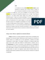 Traducción y Traductología