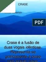 Crase - Slides 2