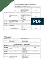 Agenda Género ISA LP-Taller 1