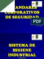 Sistema de Higiene Industrial