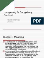 Budget & Control NKK