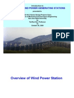 Tutorial on Wind Power