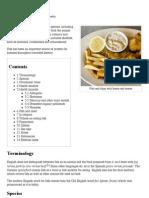 Fish (Food) - Wikipedia, The Free Encyclopedia
