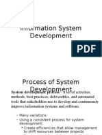 Information System Dev