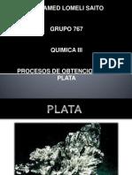 Procesos de Obtencion de La Plata