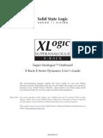 XLogic X-Rack E Series Dynamics Module