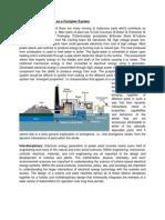 System Engineering Characteristics