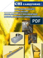 Magnets for Precast Industry