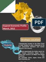 Gujarat Economic Profile March 2012