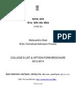 B. Ed Colleege List