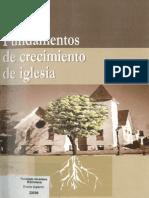 Fundamentos de Crecimento de Iglesia (Ocr) - Daniel Julio Rode