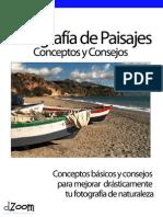 Fotografia de Paisajes Conceptos y Consejos