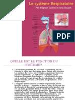 Le système Respiratoire1
