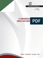 Comunidades Andinas Indicadores Sociales 2012
