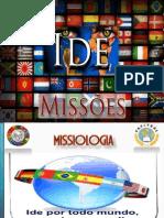 MISSIOLOGIA, TEOLOGIA JUNDIÁ
