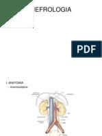 CLÍNICA MÉDICA - CAP VIII  NEFROLOGIA
