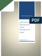 Information Management Training Course