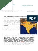 Boletín Oración 05.2013