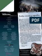 Revista Memoria Historia de cerca nº 12