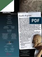 Revista Memoria Historia de cerca nº 16