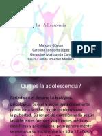 La Adolescencia Udea (1)
