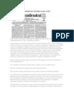 Marx y La Neue Rheinische Zeitung