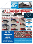 The Albanian Newspaper in London 5th of August 2013