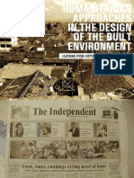 Humanitarian Approaches in Built Environment