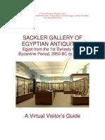 Sackler Gallery of Egiptian Antiquities