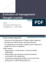 Evolution.management Thought