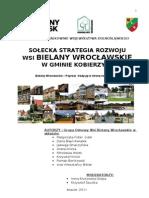 Sołecka Strategia Bielany - czerwiec 2013 wersja ostateczna(2)