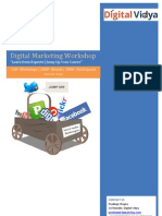 DigitalMarketingWorkshop-DigitalVidya