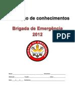 BE- Prova 2012